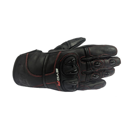 Gloves - DSG Evo R Gloves Black/Red