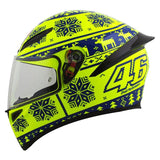 Helmets - AGV K1 Winter Test 2015 Helmet