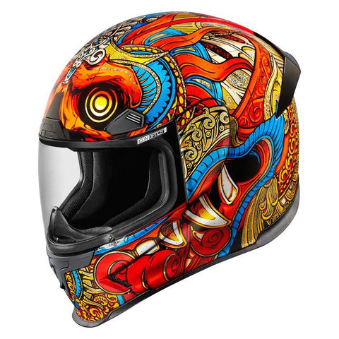Helmets - Icon Airframe Pro Barong Helmet