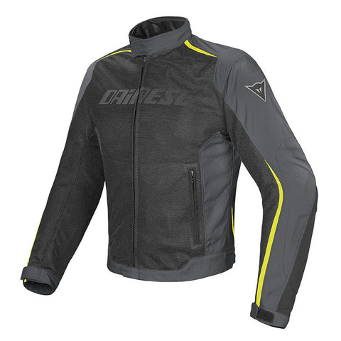 Dainese Hydra Flux D-Dry Jacket (Black/Grey/Flou)