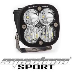LED Aux Light - Baja Designs AUX LED 3600 LU (Pair) - Squadron Sports