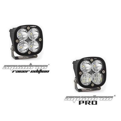 LED Aux Light - Baja Designs AUX LED 9700 LU (Pair) - PRO + Racer