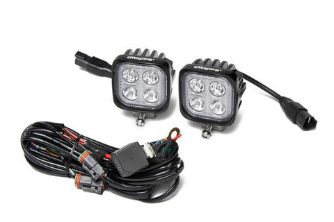 LED Aux Light - Cyclops AUX LED PEGASUS - 4800 LUMENS (PAIR)