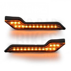 LED Indicators - Barkbusters – LED Indicators – Amber