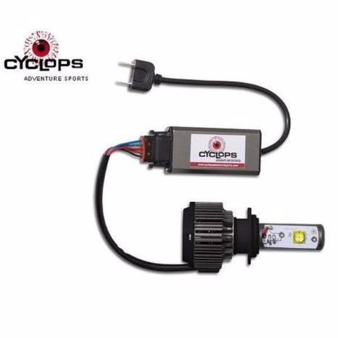 LED Light - Cyclops H7 4000 LUMEN LED Headlight Bulb