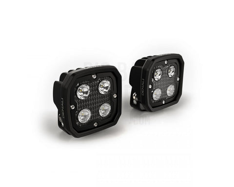 LED Light - Denali D4 V2.0 TriOptic™ Auxiliary LED Lights