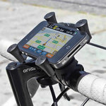 Mobile Mounts - RAM EZ-ON/OFF™ Bicycle Mount With Universal X-Grip®