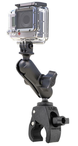 Mobile Mounts - RAM Tough-Claw Double Ball Mount