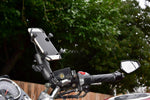 Mobile Mounts - RAM Universal X-Grip With Handlebar U-Bolt Base