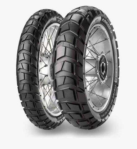 Motorcycle Tyres - Metzeler KAROO 3 (Sizes - 90/90/21, 120/70/19, 150/70/18 & 170/60 /17)