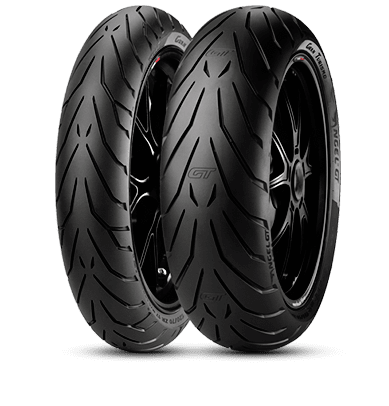 Motorcycle Tyres - Pirelli ANGEL™ GT Tyres (Sizes Available- 110/80 ZR 18, 120/70 ZR 17, 160/60 ZR 17 & 180/55 ZR 17)