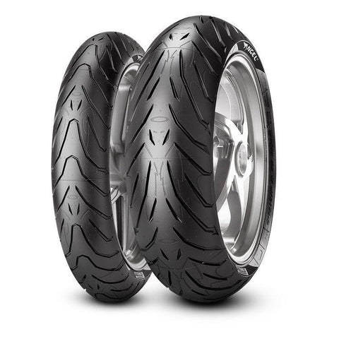 Motorcycle Tyres - Pirelli Angel ST Tyre (Sizes Available- 120/70-ZR17 & 190/50-ZR17)