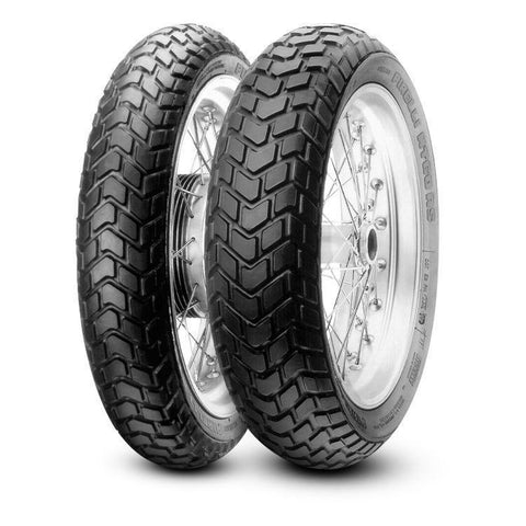 Motorcycle Tyres - Pirelli MT 60 RS Tyre (Sizes Available- 120/70 ZR17, 110/80-R18, 160/60 R17& 180/55 R17)