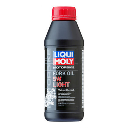 Liqui Moly Fork Oil 5W Light (500 ML)
