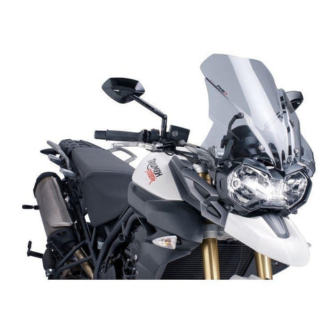 Wind Screen - Puig Touring Windscreen Triumph Tiger 800 (2011-2017)