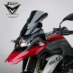 National Cycle VStream Sport Screen for BMW R1200/1250 GS/GSA (Black)