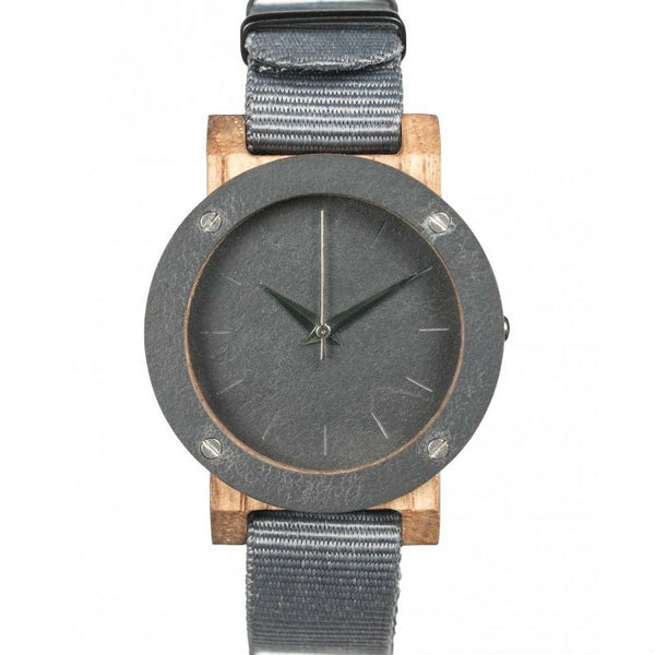 Horloge - Raw Mini DS Oak