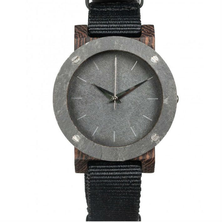 Horloge - Raw Mini DS Ebony