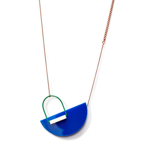 Ketting POP - blue