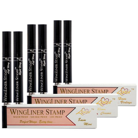 Wingliner Stamp Set  (All Sizes Triple Pack Combo)