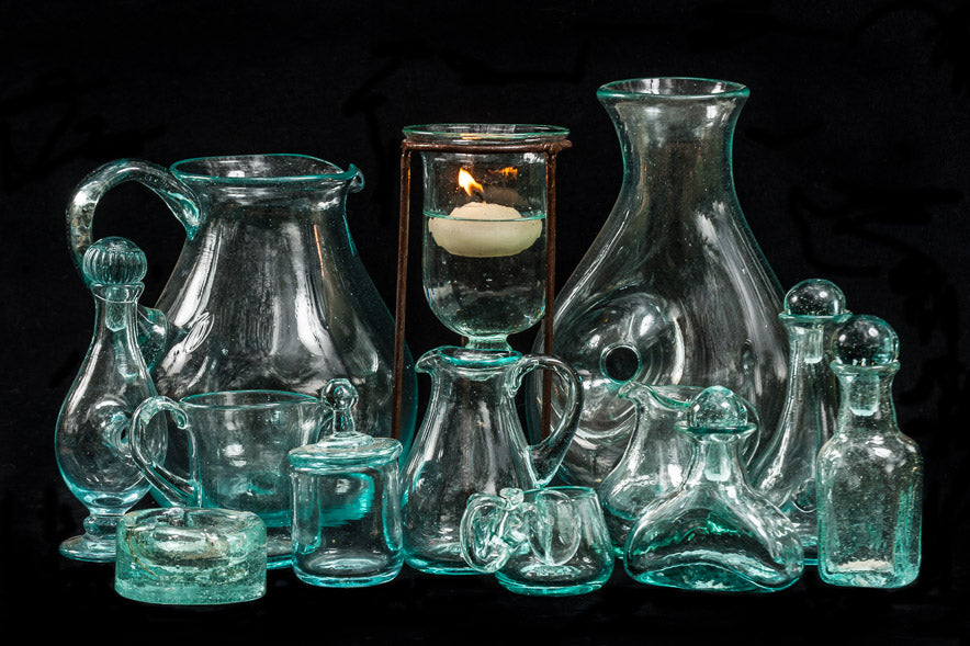 Mouthblown Glass