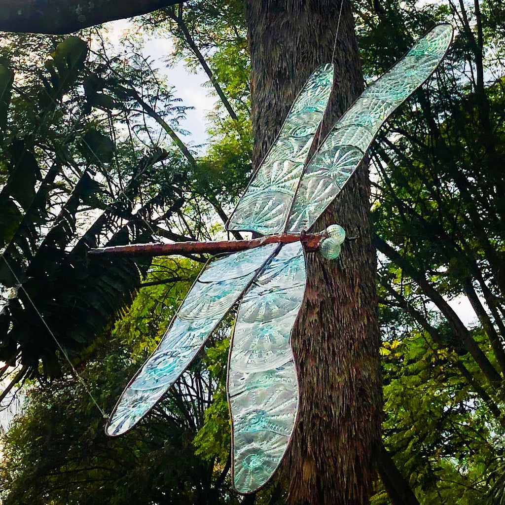 Sculpture 'Dragonfly' 3.5m wingspan
