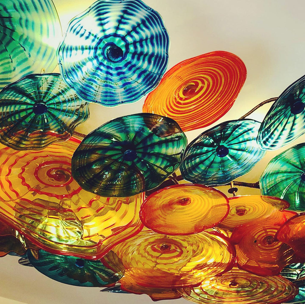 Chandelier 'Mini Bellagio' 3m x 1.2m