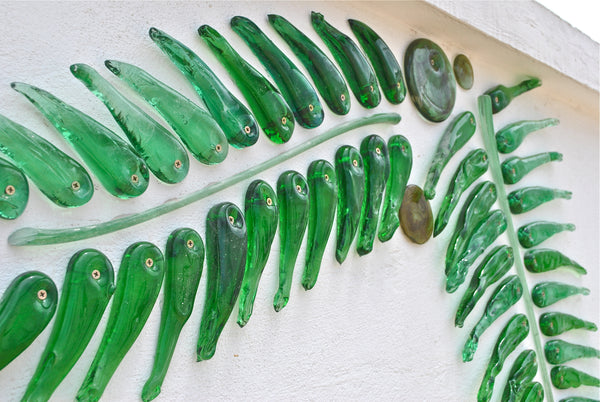 Wall art 'Palm'