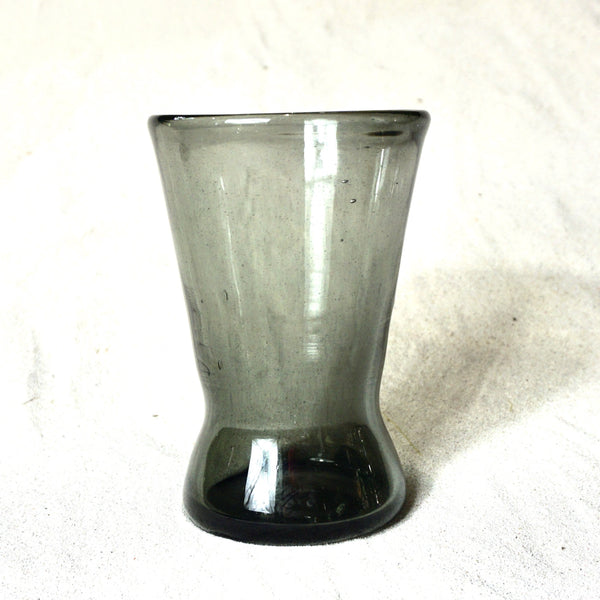Blown glass - Vase (18cm waisted)