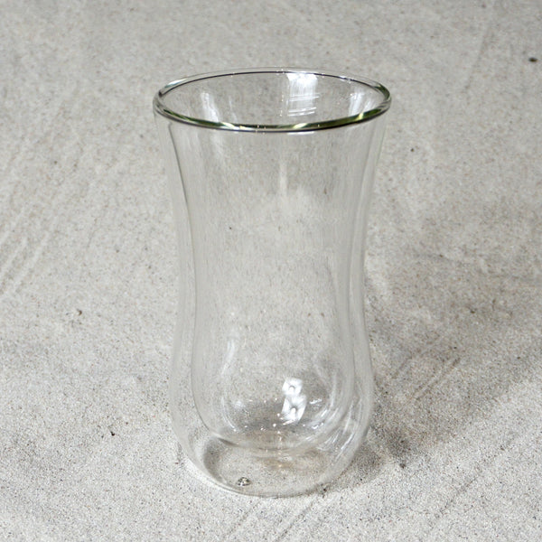 Austrian Glass - double wall tumbler