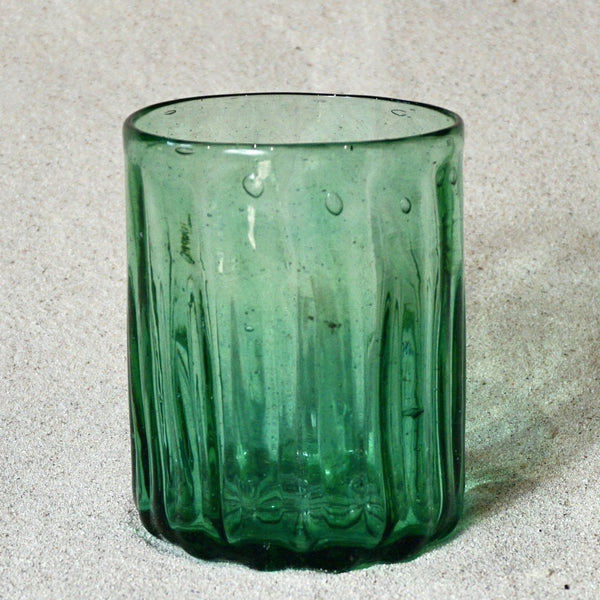 Blown glass - tumbler (short straight)