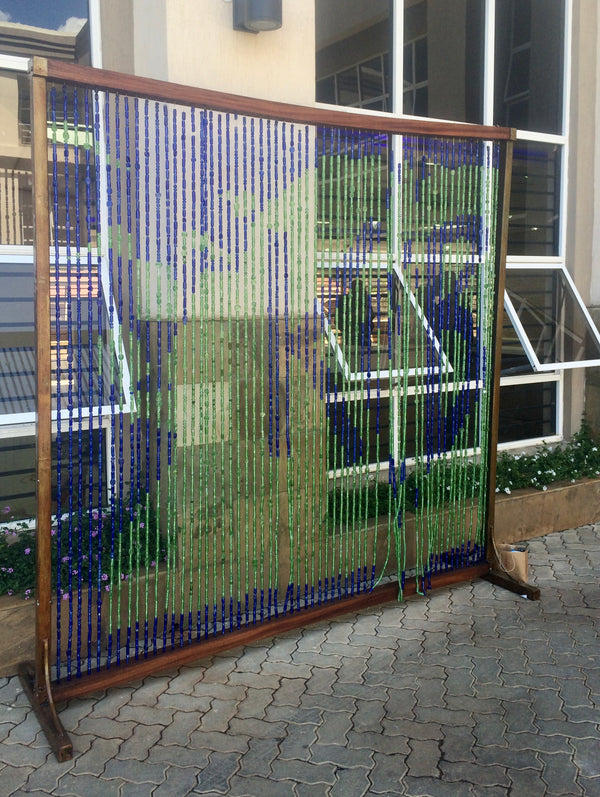 Bead curtain 'KCB' 3m x 1.5m