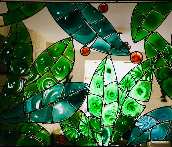 Funky Fencing 'Forest Fruits' 6m x 3m