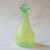 Blown glass - 15 cm bottle (teardrop)