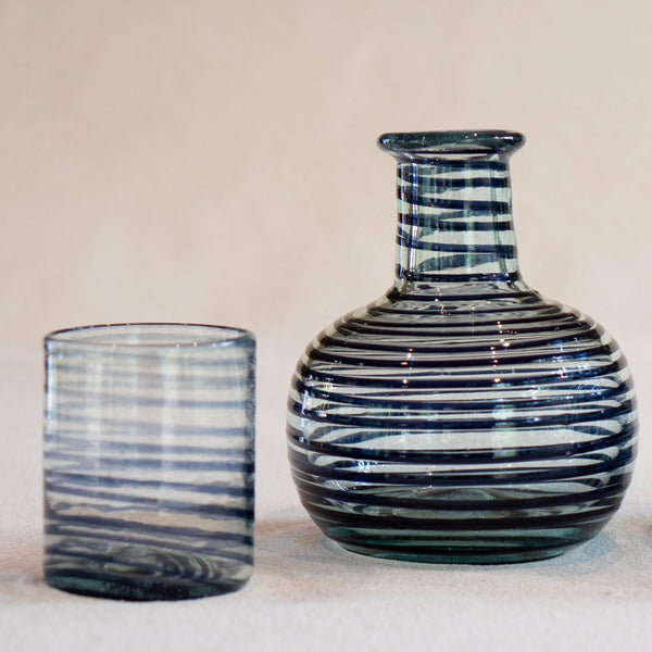 Blown glass - decanter ~ 1200ml