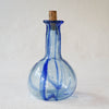Blown glass - bottle (15 cm teardrop) ~ 125ml