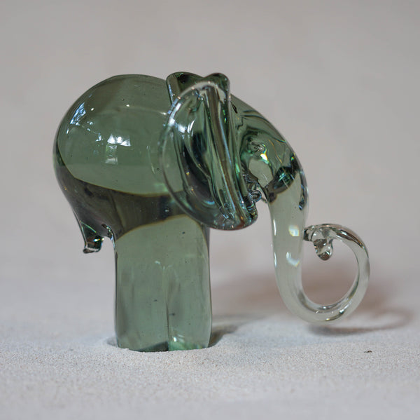 Swazi Glass sculpted animals