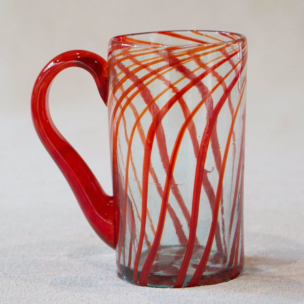Blown glass - Mug