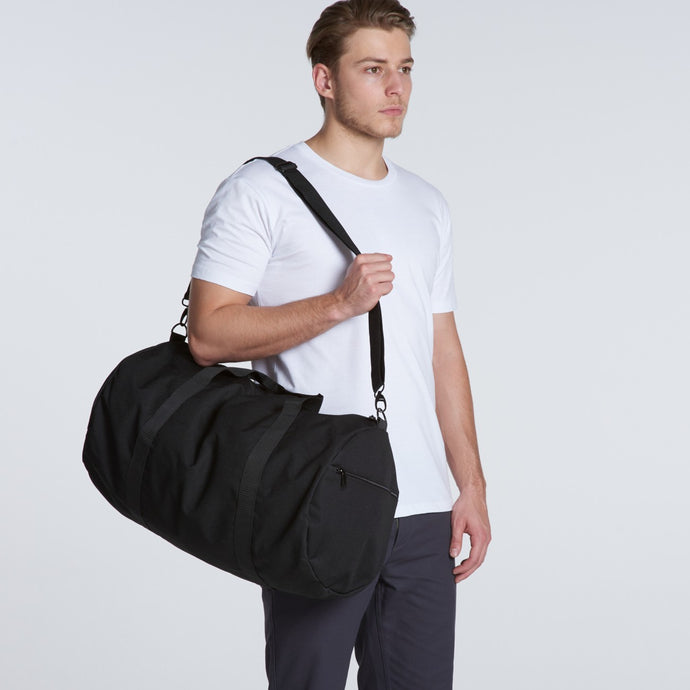 Area Printed Duffel Pack