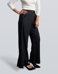 Wrap Pants 2.0 in Black