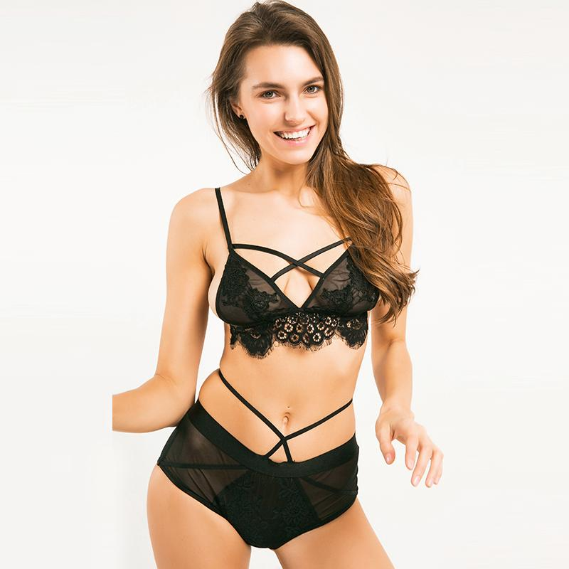 Aimee Lace Bra & Brief Set