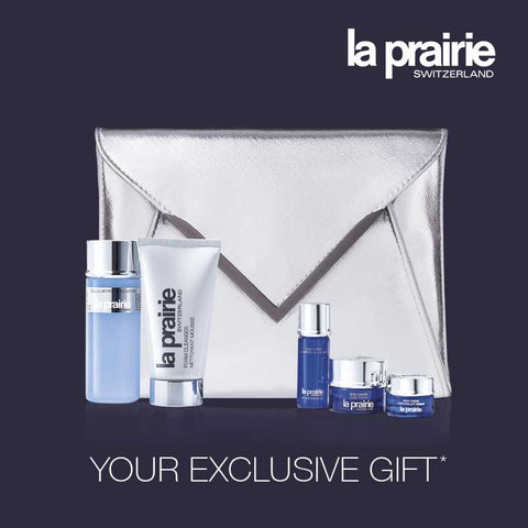 Your Exclusive Gift from La Prairie