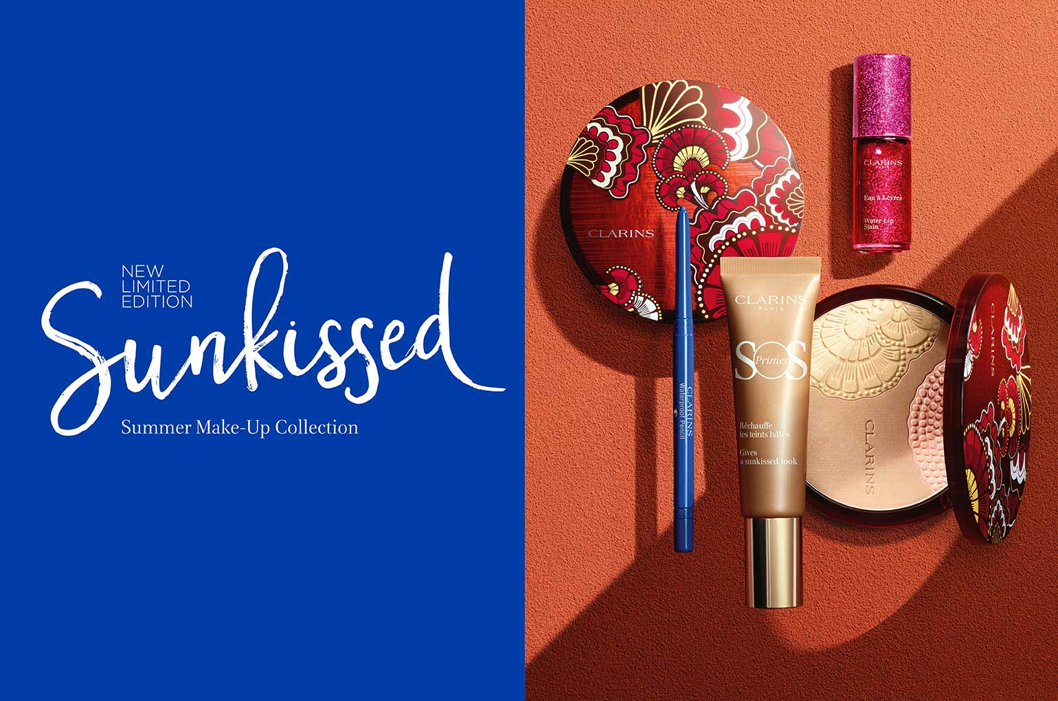 NEW Clarins Summer Make-Up Collection