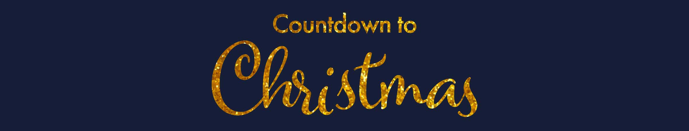 Countdown to Christmas at Hoopers
