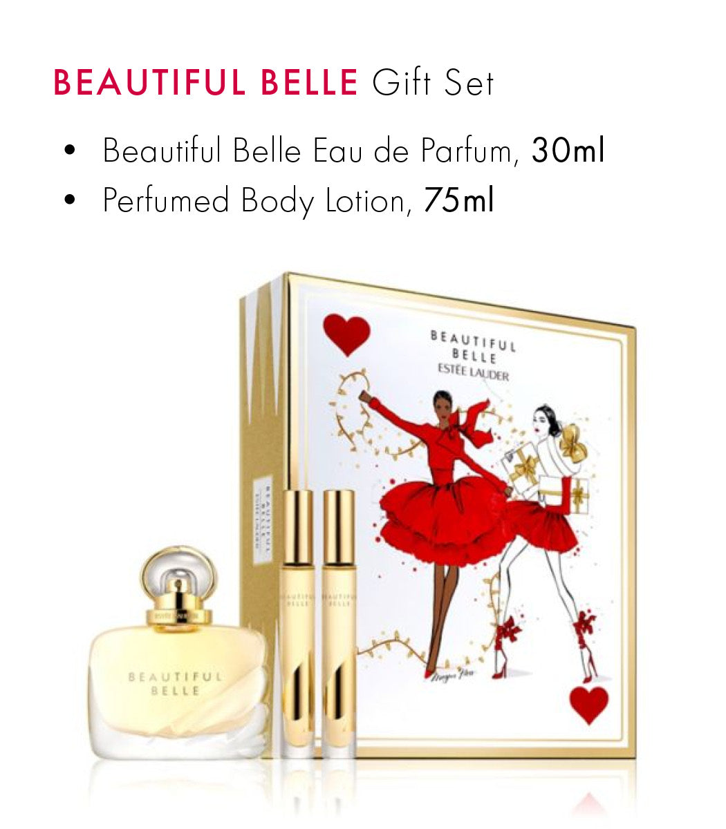 Beautiful Belle Coffret