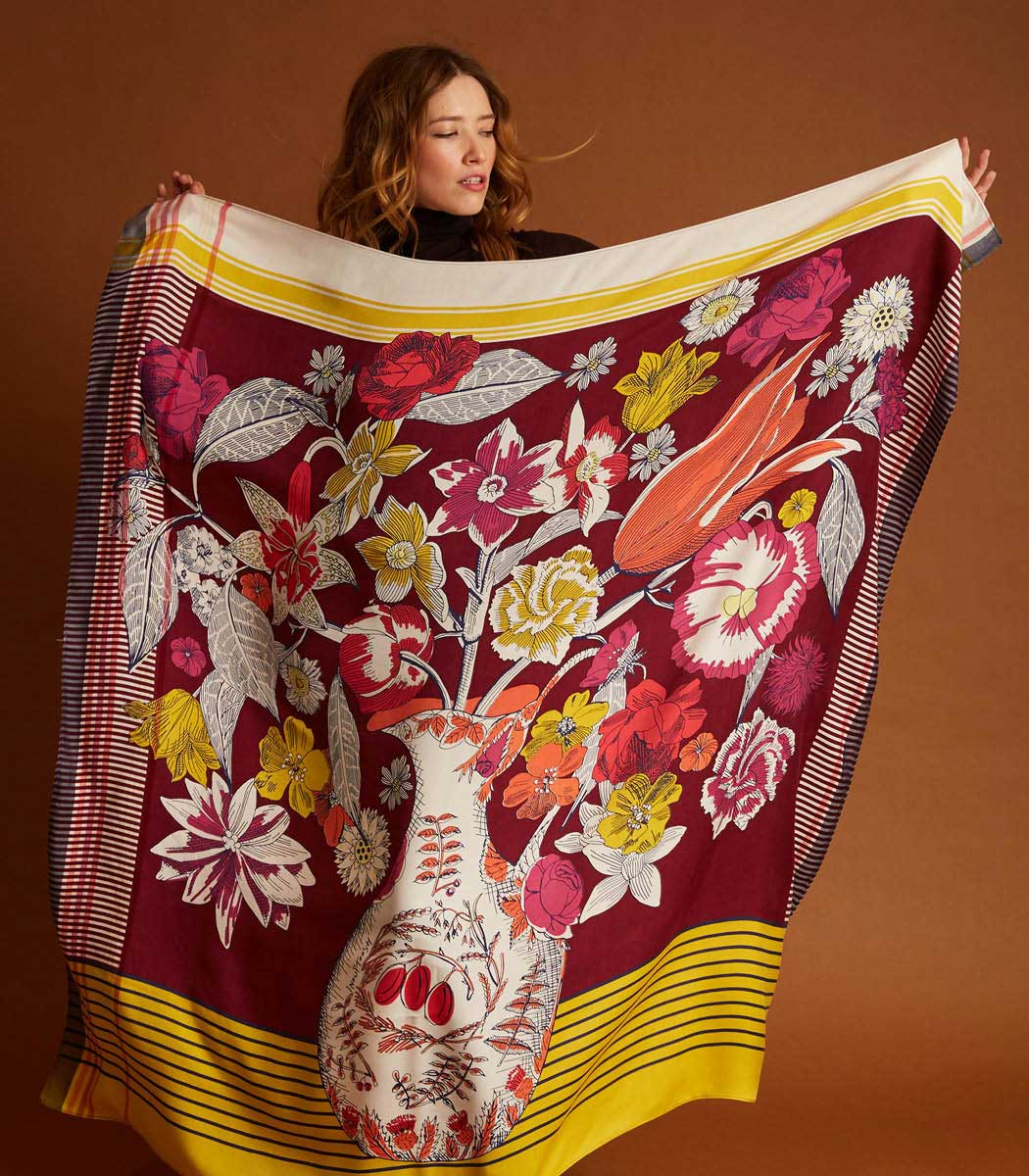 Beautifully soft, with stunning prints