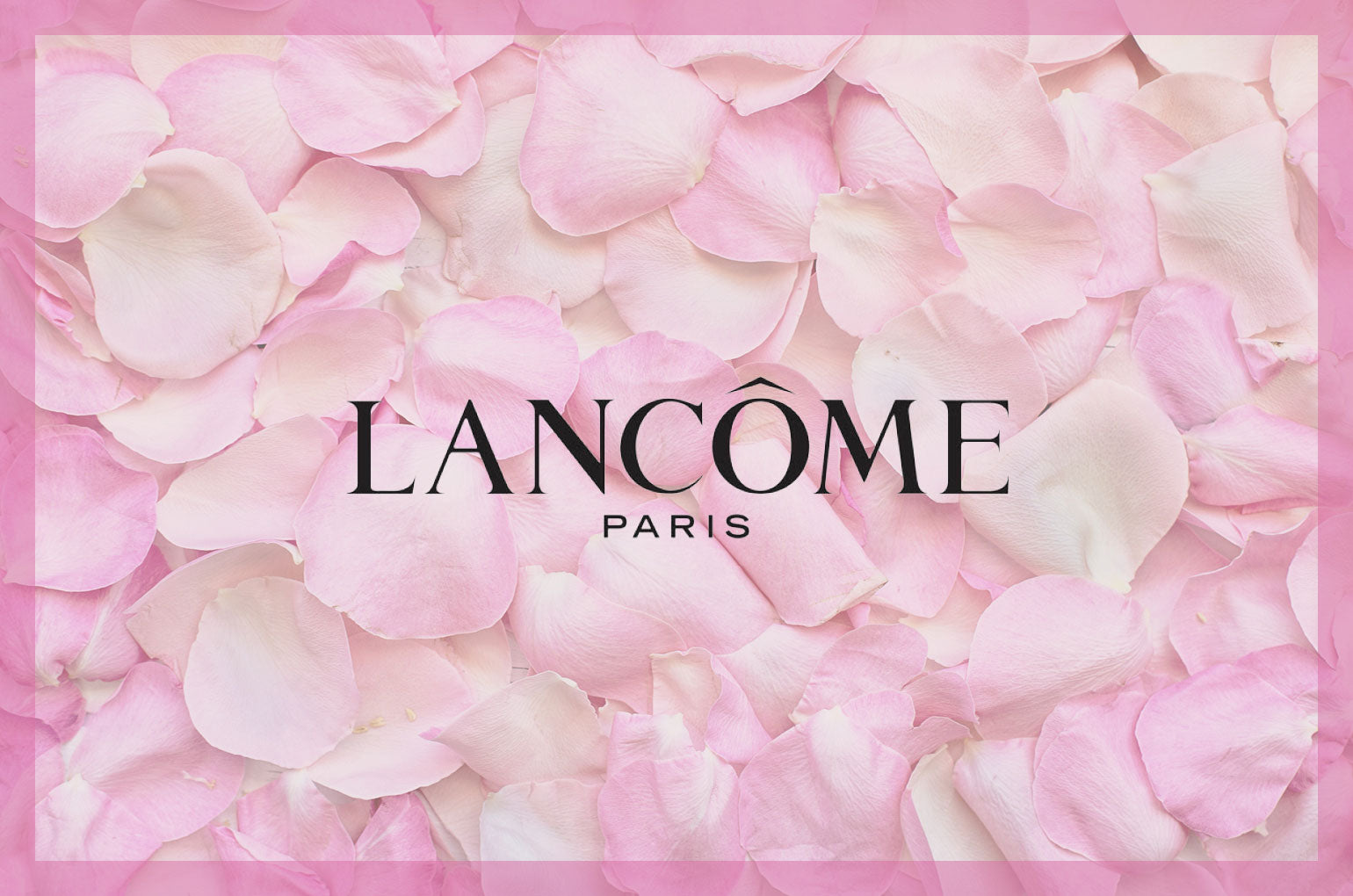 Lancôme Soothing Rose Collection