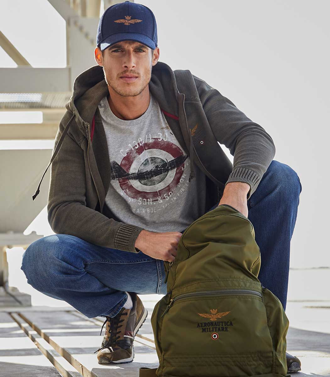 Aeronautica Militare AW18 collection at Hoopers