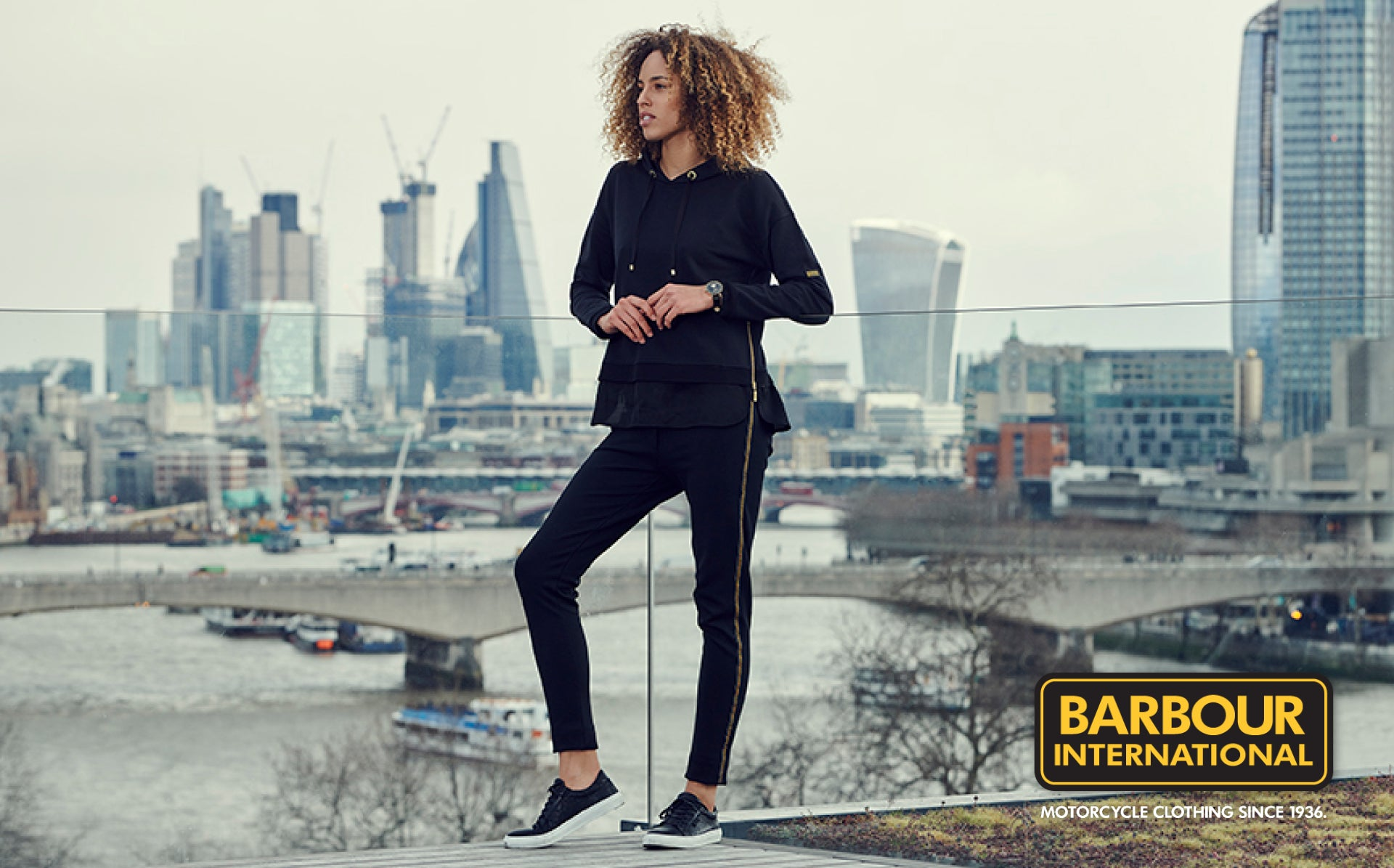 Barbour International pre SS19 collection