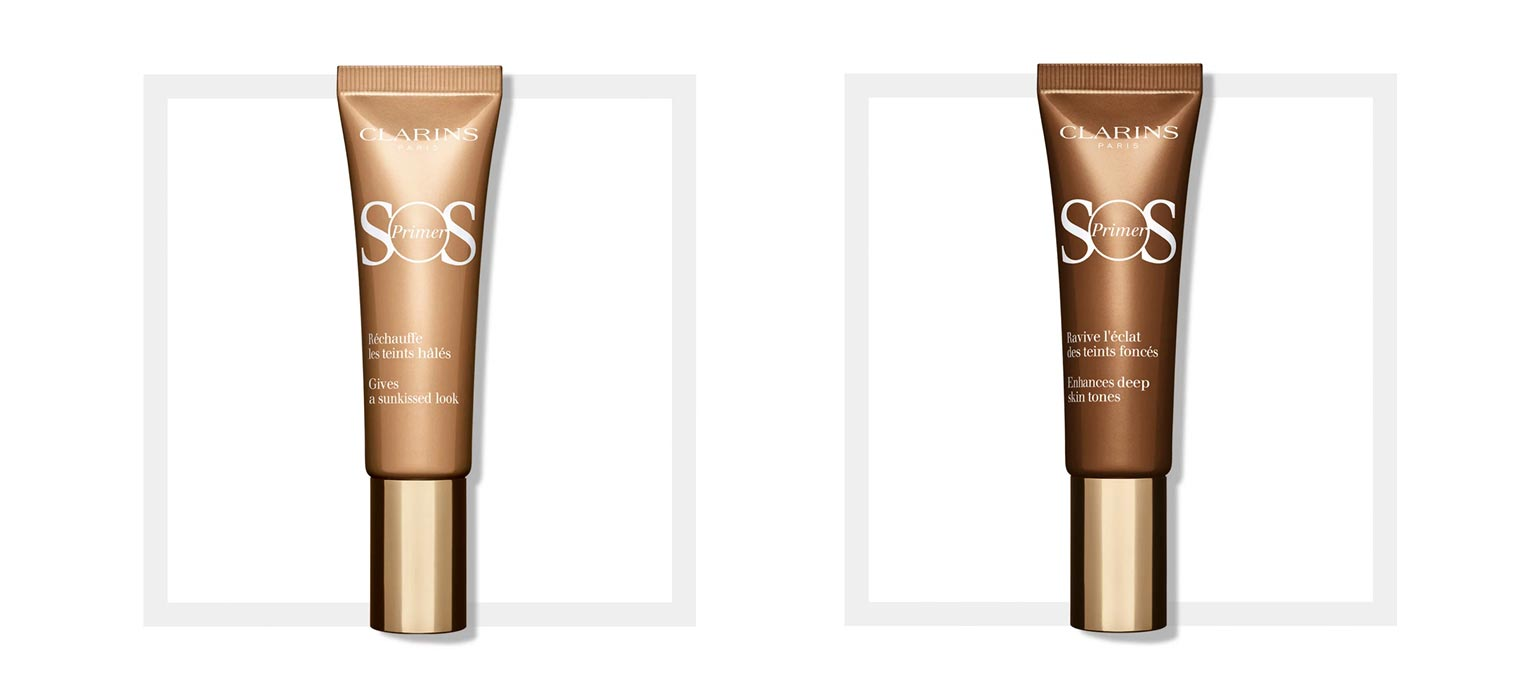 Clarins NEW SOS Primer (Limited Edition)